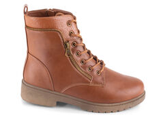 Women's Wanted Mission Lace-Up Booties