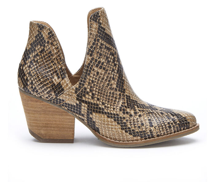 Women's Coconuts Trader Side Slit Booties