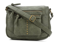 Bueno Of California Washed Vintage Crossbody Handbag