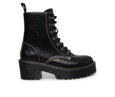 Women's Madden Girl Hawke Lace-Up Booties