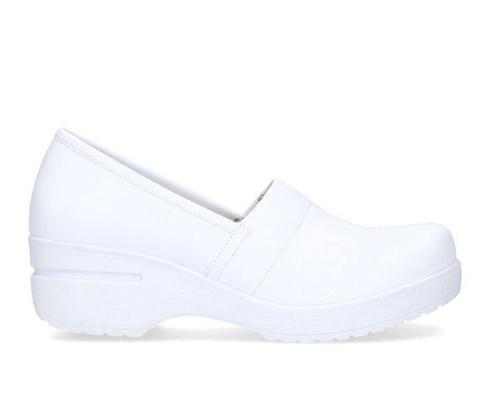 Women's Easy Works by Easy Street Laurie White Safety Shoes
