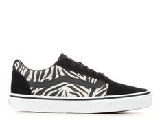 Women's Vans Ward Animal Skate Shoes