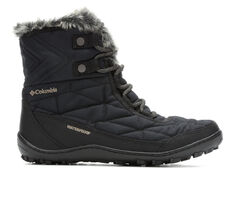Women's Columbia Minx Shortyy III Omni-Heat Winter Boots