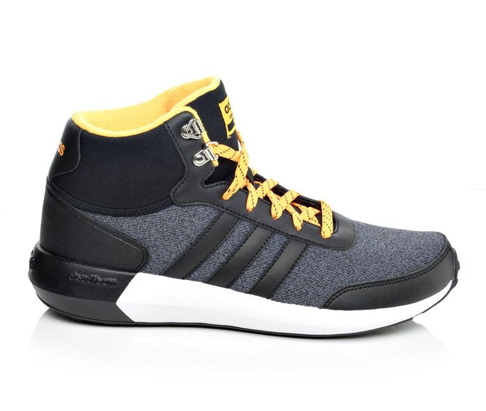Men's Adidas Cloudfoam Race WTR Mid Running Shoes