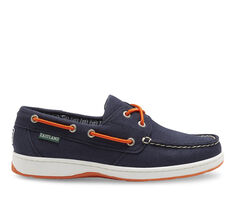 Women's Eastland Solstice MLB Tigers Boat Shoes