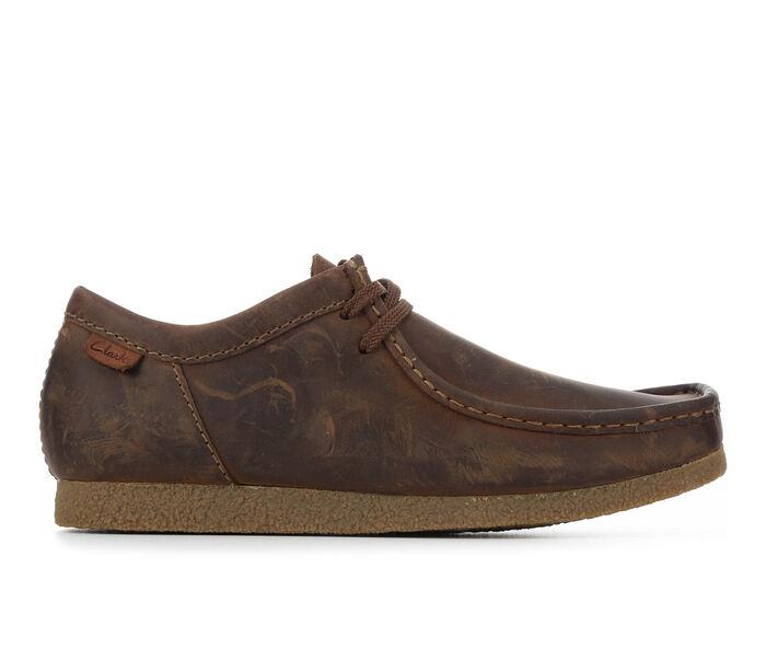 Men's Clarks Shacre II Run Moc Toe Shoes