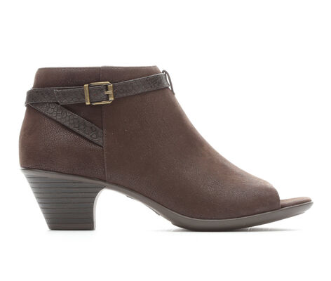 Women's Easy Street Sparrow Peep Toe Booties
