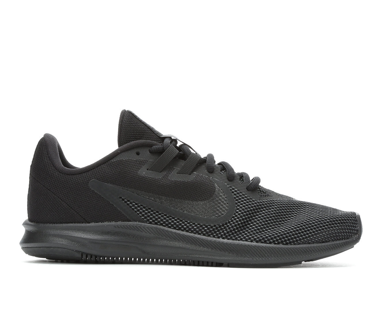 Women's Nike Downshifter 9 Running Shoes Black/Anthracit