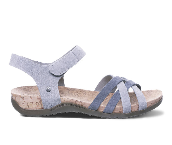 Women's Bearpaw Meri Footbed Sandals