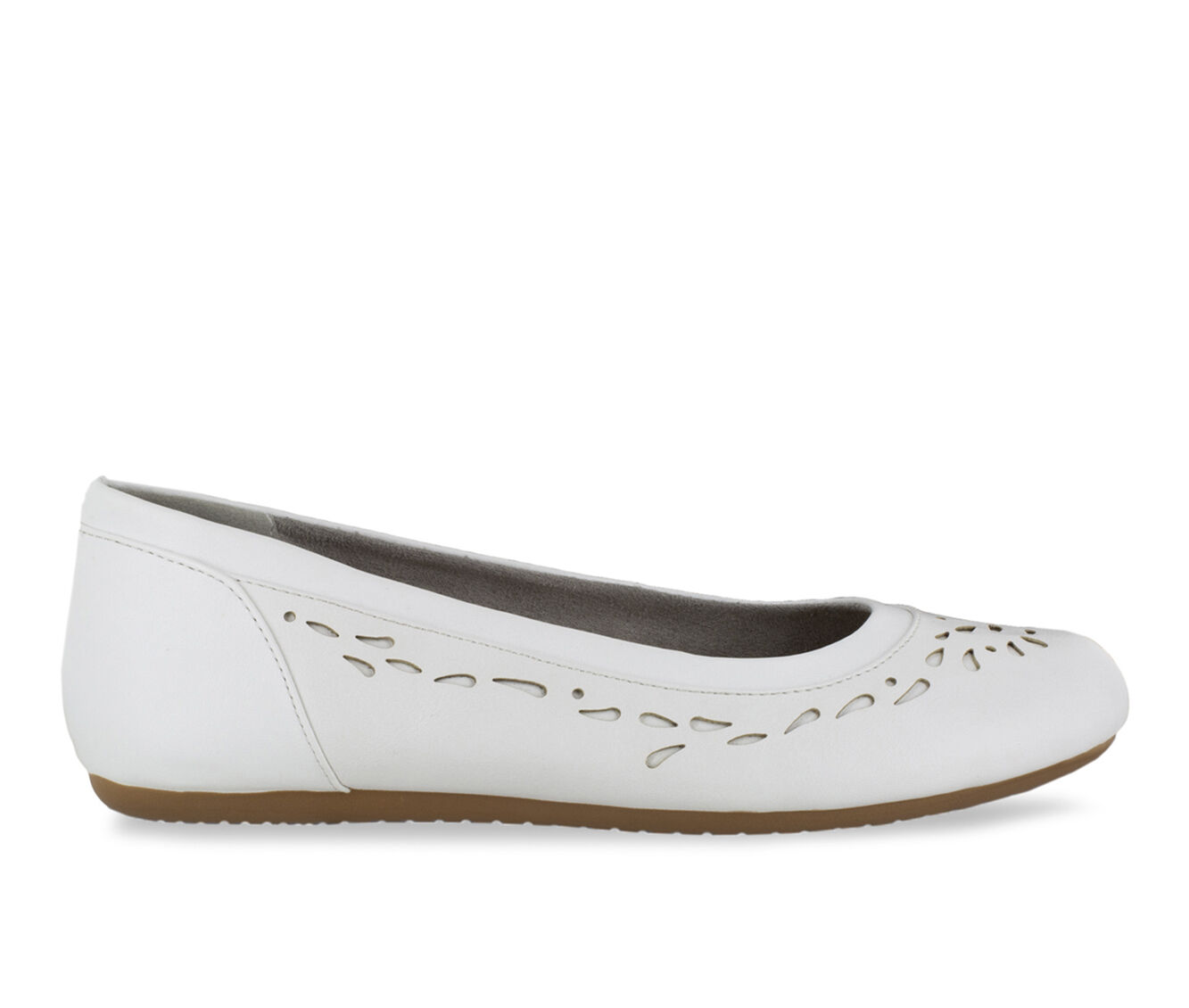 Women's Easy Street Bridget Shoes White