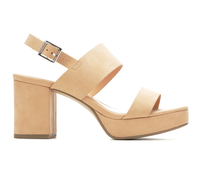 Women's Y-Not Flower Platform Dress Sandals