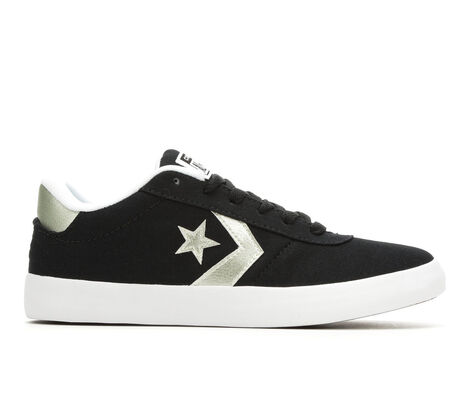 Women's Converse Point Star Metallic Sneakers