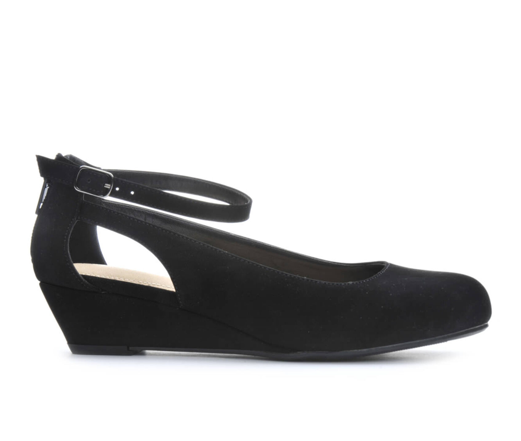 Shoe Carnival Black Wedges