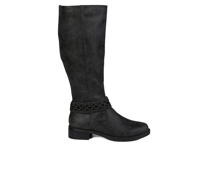 Women's Journee Collection Paisley Knee High Boots