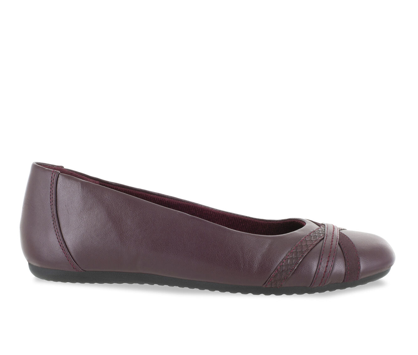 Women's Easy Street Derry Shoes Burgandy