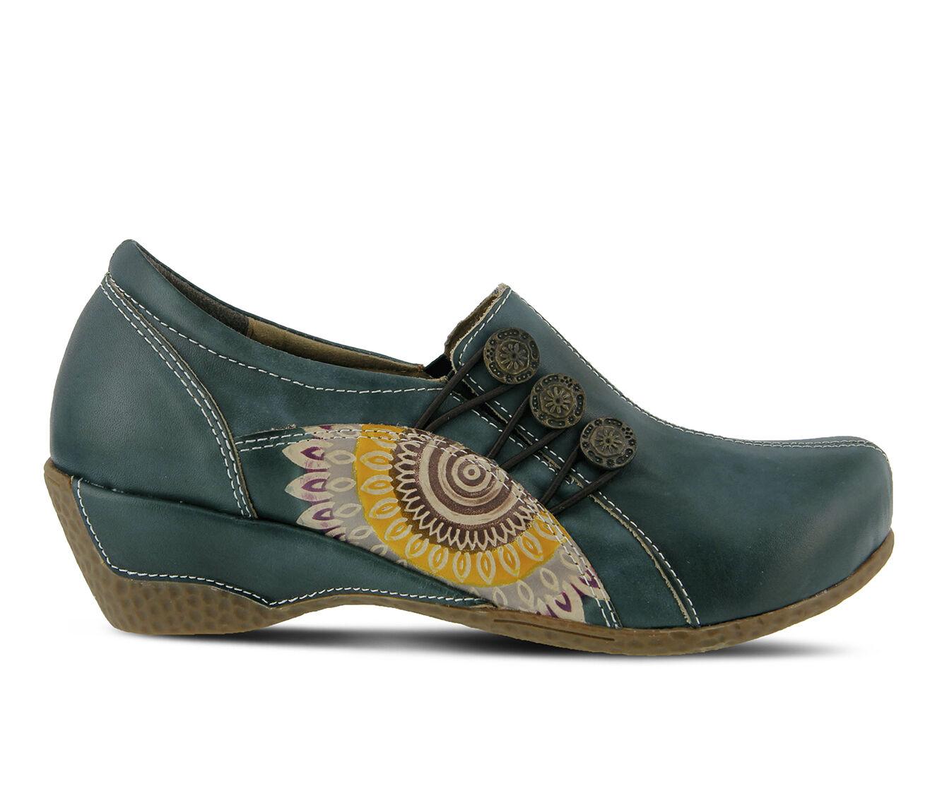 Women's L'ARTISTE Agacia Shoes Teal