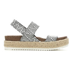 Women's Madden Girl Cybell Flatform Sandals