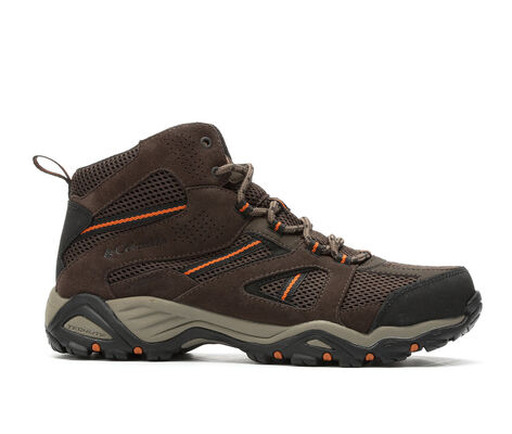 Men's Columbia Hammond Mid Waterproof Hiking Boots