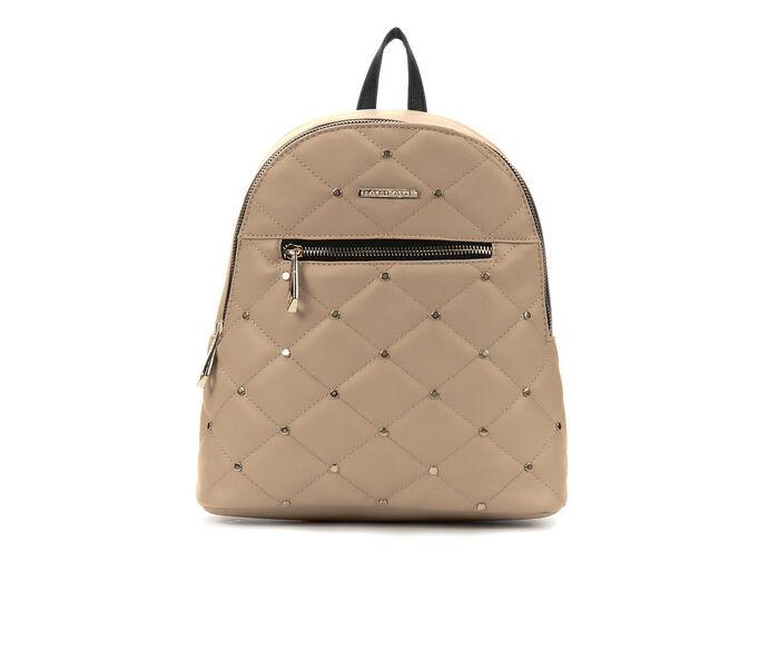Rampage Studded Quilt Backpack Handbag