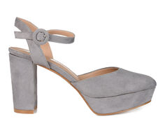 Women's Journee Collection Roslynn Platform Heels