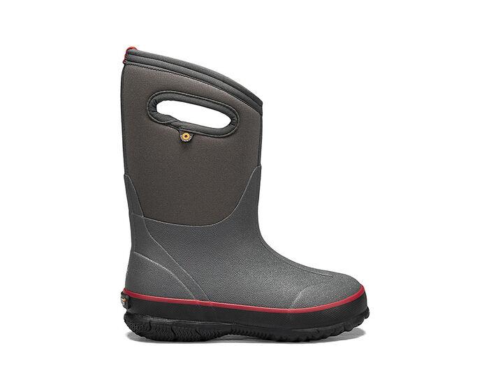 Boys' Bogs Footwear Little Kid & Big Kid Classic Texture Solid Rain Boots