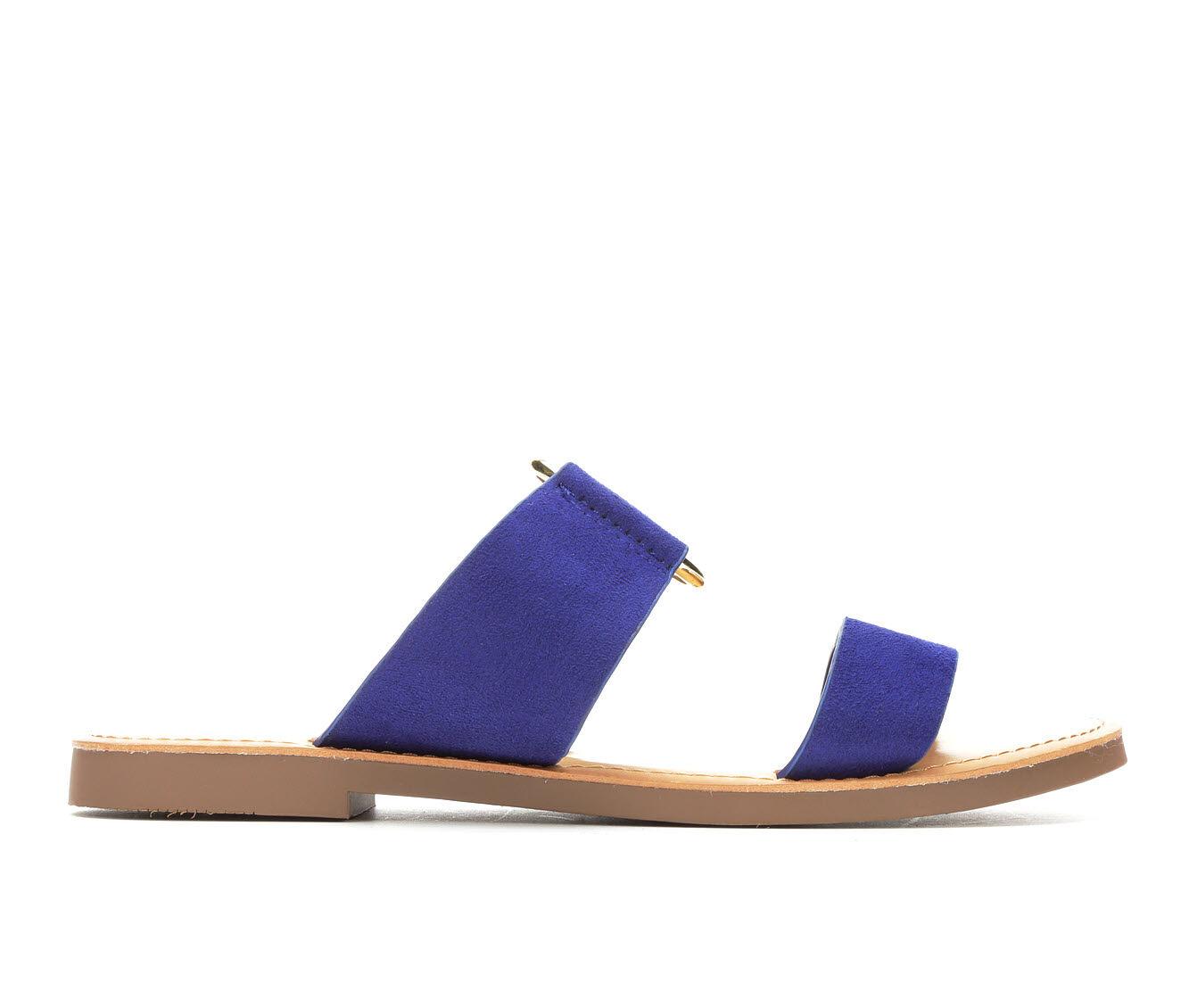 Factory Sale Women's Y-Not Kai Sandals Elec Blue Micro