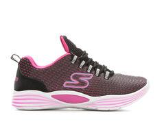 Girls' Skechers Little Kid & Big Kid Luminators Luxe Light-Up Sneakers