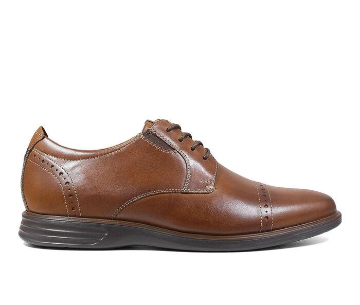 Men's Nunn Bush New Haven Cap Toe Dress Shoes