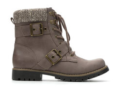 Women's Cliffs Preslee Combat Boots