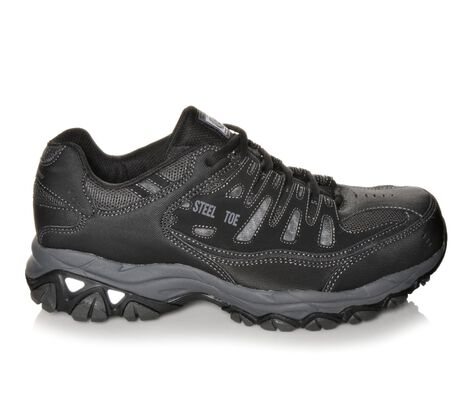 Men's Skechers Work 77055 Cankton Work Shoes