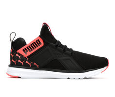 Girls' Puma Big Kid Enzo Repeat Cat Jr Running Shoes