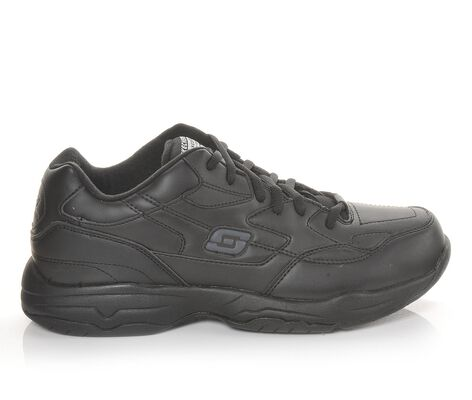 Men's Skechers Work Felton Slip Resistant 77032 Safety Shoes