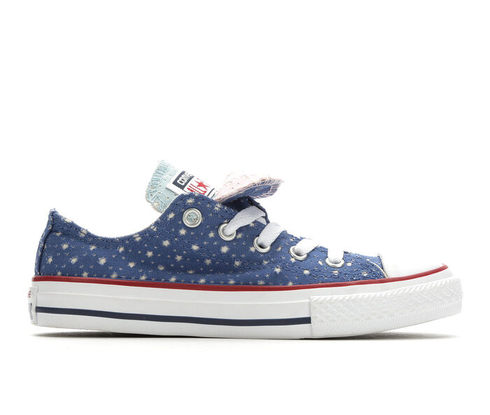 Girls  Converse Little Kid   Big Kid CTAS Perf Star Double Tongue ... 16e31441f