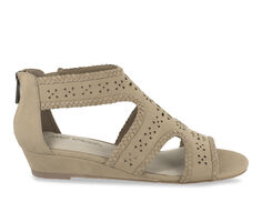 Women's Easy Street Thelma Strappy Wedge Sandals