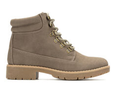 Women's Sugar Zaney Combat Boots