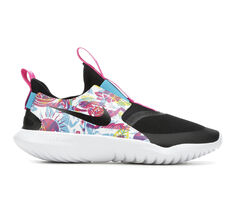 Girls' Nike Big Kid Flex Runner Print Running Shoes