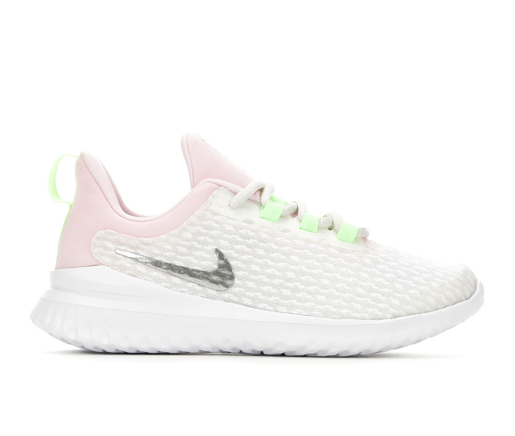 f6ac9cd6d460 Girls  Nike Little Kid Renew Rival Running Shoes