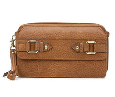 Bueno Of California Buckle Flap Crossbody