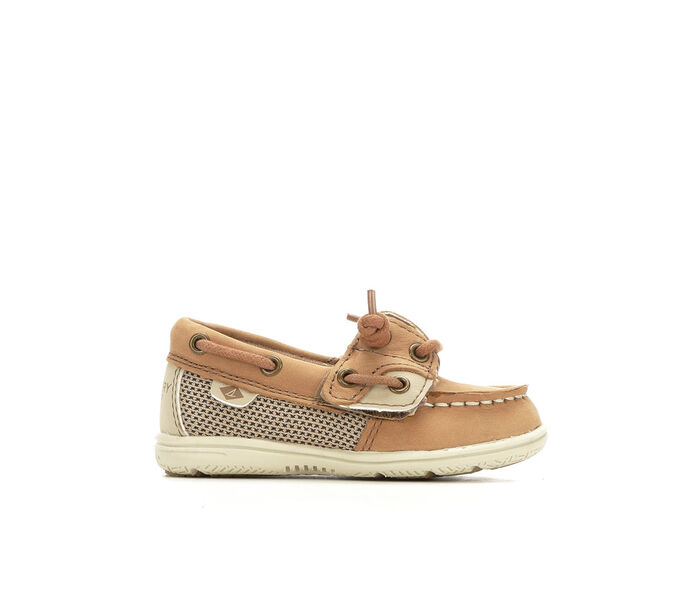Kids' Sperry Toddler & Little Kid Shoresider Jr Boat Shoes
