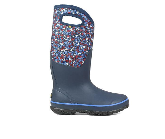 Women's Bogs Footwear Classic Tall Flowers Winter Boots