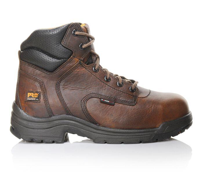 Men's Timberland Pro Titan 6 Inch Composite Toe 50508 Work Boots