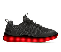 Boys' Skechers Little Kid & Big Kid Energy Lights Street Light-Up Sneakers
