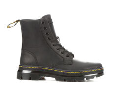Women's Dr. Martens Combs Leather Boots