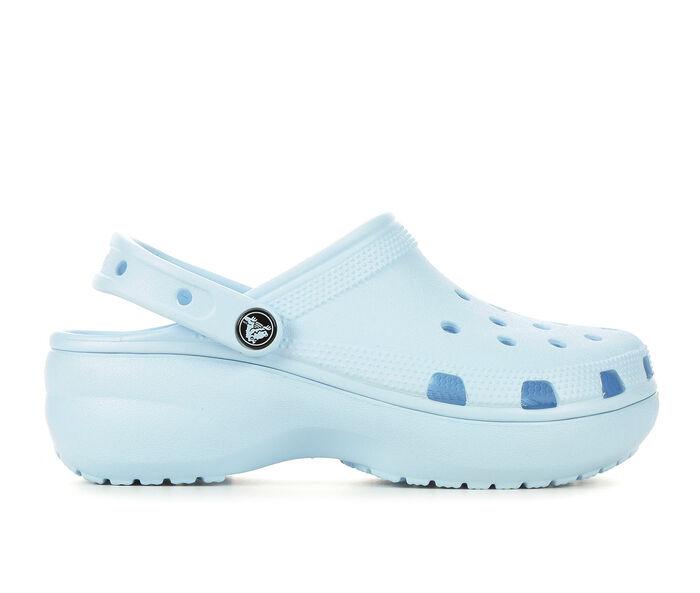 Women's Crocs Classic Platform Clogs