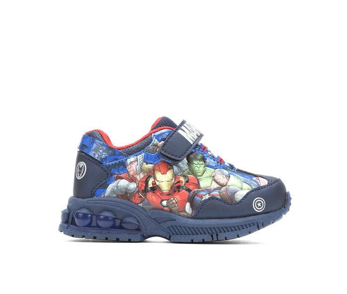 Boys' Marvel Toddler & Little Kid Avengers 6 Light-Up Sneakers