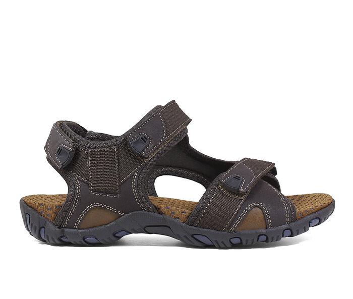 Men's Nunn Bush Rio Bravo Three Strap River Sandal Outdoor Sandals