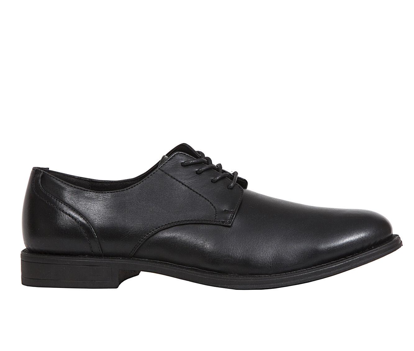 Men's Deer Stags Steward Dress Shoes Black