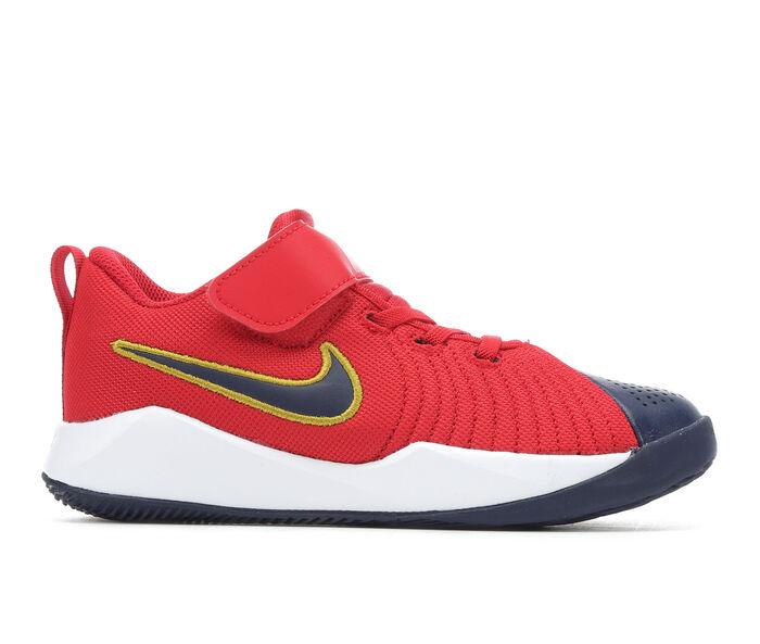Boys' Nike Little Kid Team Hustle Quick 2 Basketball Shoes