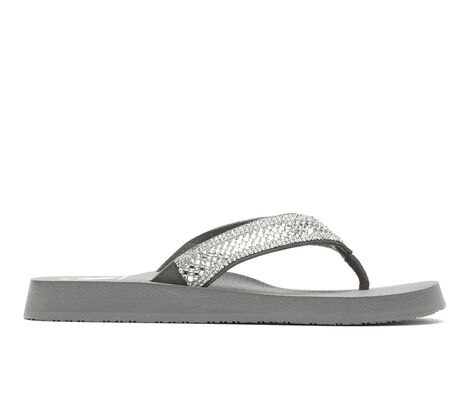 Women's Yellow Box Soriano Mellow Mat Flip-Flops