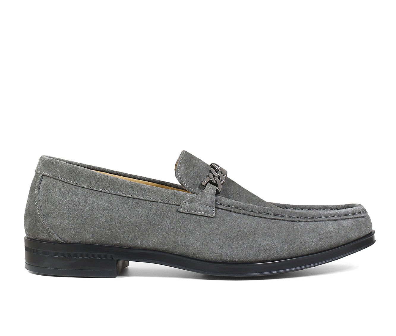 Men's Stacy Adams Norwood Dress Shoes Gray